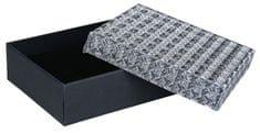 Jan KOS Třpytivá krabička na soupravu šperků MGR-5/A25