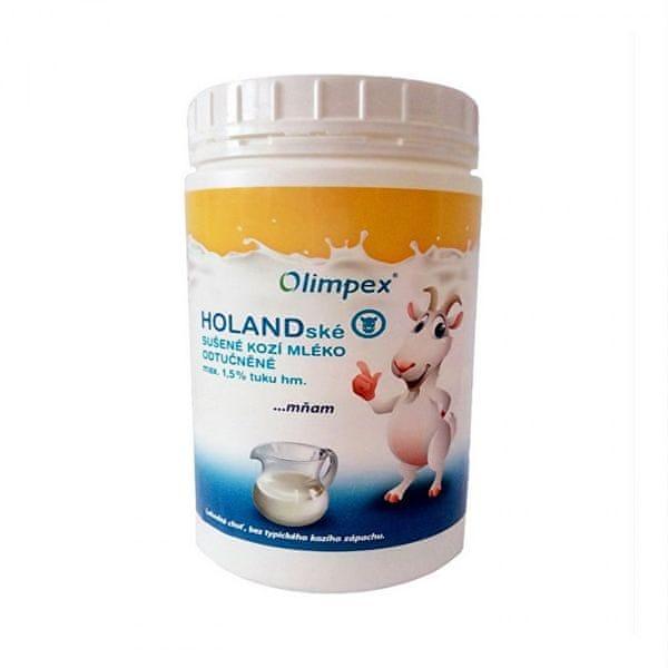 Olimpex Holandské sušené kozí mléko odtučněné 240 g