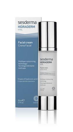 Sesderma Hydrating Anti-Aging Hidraderm (Facial ) Cream (Facial ) 50 ml
