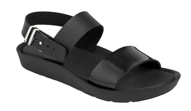 Scholl Zdravotní obuv MAMORE - černá (Velikost vel. 39) 7e43850d98