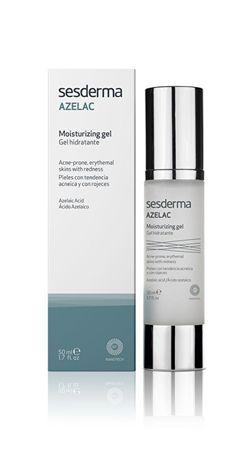 Hydratačný gél na rozšírené a popraskané žilky Azelac (Moisturizing Gel) 50 ml