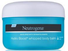 Neutrogena Tělo fenti balzsam Hydro kiemelés (Whipped Body Balm) 200 ml