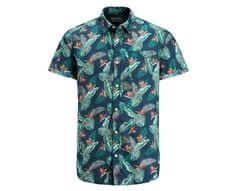 Jack&Jones Jorpaka Shirt SS Total Eclipse férfi ing