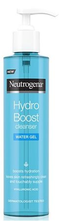 Neutrogena Čisticí pleťový gel Hydro Boost (Cleanser Water Gel) 200 ml