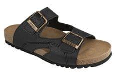 Scholl Zdravotná obuv Moldava AD - čierna