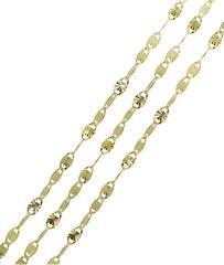 Brilio Řetízek ze žlutého zlata 45 cm 271 115 00206 - 1,85 g zlato žluté 585/1000
