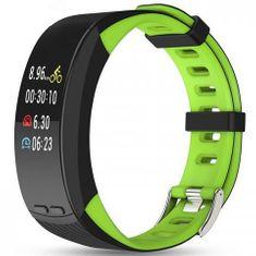 Deveroux P5 fitness náramok - zelený