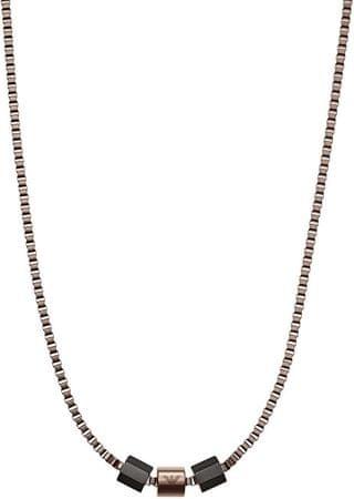Emporio Armani Štýlový pánsky náhrdelník EGS2433001