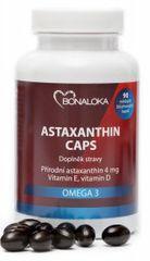 Bonaloka Astaxanthin Caps Omega 3 - 90 kapslí