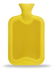 BeautyRelax Termofor ohřívací láhev BR-890Ž Žlutá