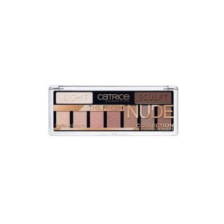 Catrice Paleta očných tieňov (Eyeshadow Palette) 10 g (Odtieň Chrome)