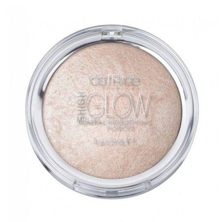 Catrice Rozjasňujúci Púder High Glow Mineral (Highlighting Powder) 8 g (Odtieň 010 Light Infusion)