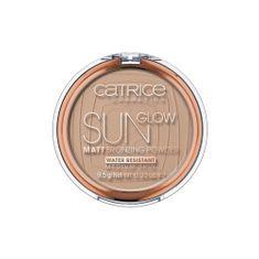 Catrice Bronzující pudr Sun Glow (Matt Bronzing Powder) 9,5 g