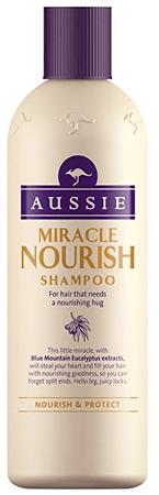 Aussie Vyživujúce šampón na vlasy Miracle Nourish (Shampoo) (Objem 300 ml)