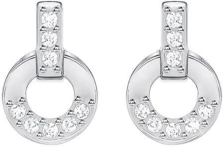 Swarovski Glitter fülbevalók kör 5349195