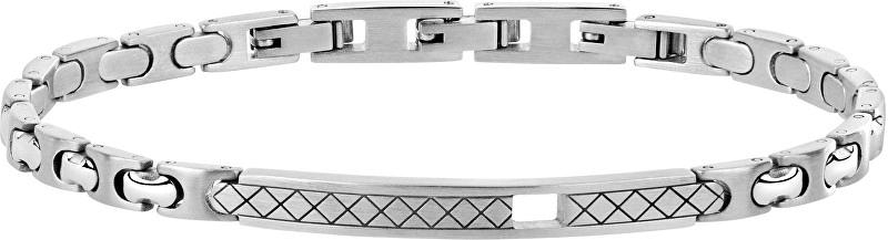 Morellato Pánský ocelový náramek Cross SKR44
