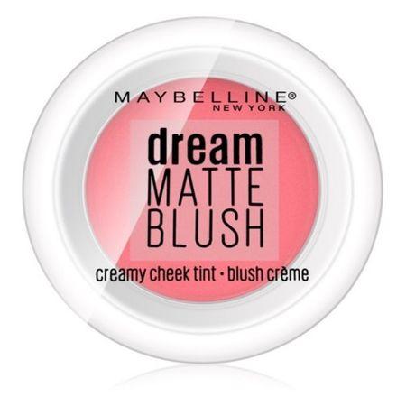Maybelline Matná krémová tvářenka Dream (Matte Blush) 6 g (Odstín 10 Flirty Pink)