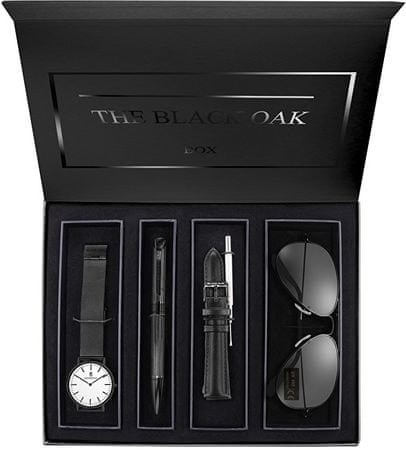 Black Oak Dárkový set BX97054BSET-901
