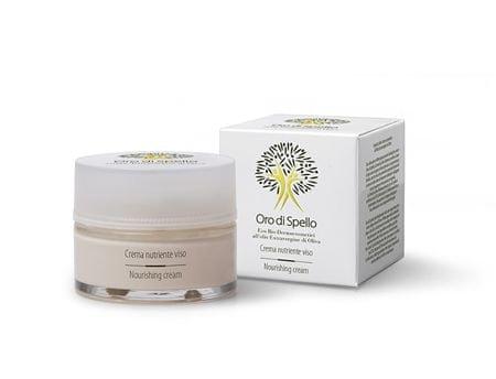 Oro di Spello Vyživujúci krém z extra panenského olivového oleja (Nourishing Cream) 50 ml