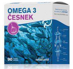 Nefdesanté Omega 3 cesnak 90 kapsúl