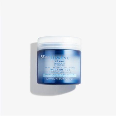 Lumene Intenzívne hydratačné telové maslo Lähde (Artic Care Moisture Intense Body Butter) 200 ml