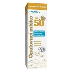 MedPharma Opalovací mléko SPF 50 230 ml