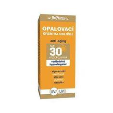 MedPharma Opalovací krém na obličej SPF 30 50 ml