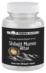Pharma Activ Shilajit Mumio Altai 60 kapslí