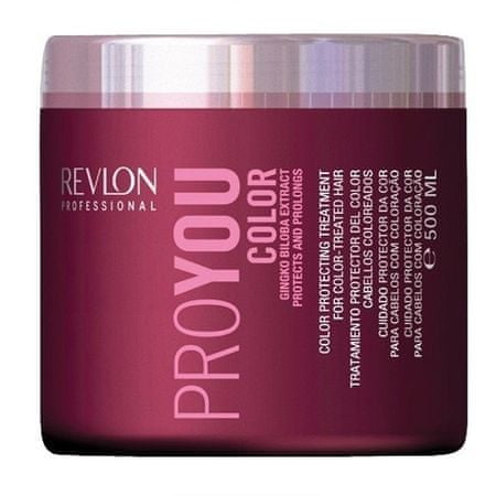 Revlon Professional Maska pre farbené vlasy Pro You Color Treatment ( Hair Mask) (Objem 500 ml)