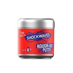 Wella Hajlakk Shockwaves (Rough-Cut Putty) 150 ml