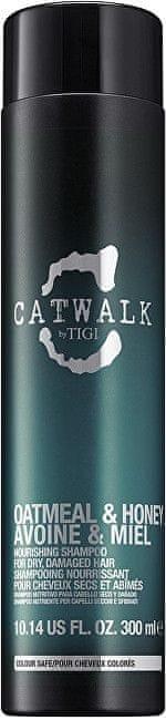 Tigi Catwalk Oatmeal & Honey Nourishing Shampoo 750 ml