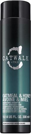 Tigi Vyživujúci šampón na suché, poškodené vlasy Catwalk Oatmeal & Honey (Nourishing Shampoo) (Objem 750