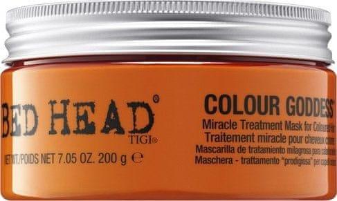 Tigi Obnovující maska na barvené vlasy Bed Head Colour Goddess (Miracle Treatment Mask) 200 g