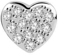 Morellato Scrigno D`Amore ezüst szív elem SAMB24 ezüst 925/1000