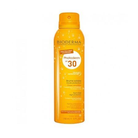 Bioderma Opaľovací hmla Photoderm SPF 30 (Sun Mist) 150 ml