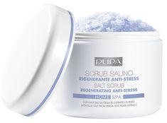 Pupa Relaxační, regenerační peeling s obsahem soli Home Spa (Regenerating Anti-Stress Salt Scrub) 350 g