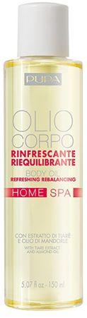 Pupa Body Home Spa Olio Corpo (Refreshing Rebalancing Body Oil) 150 ml