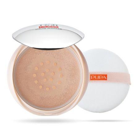Pupa Neviditelný sypký pudr Like A Doll (Invisible Loose Powder) 9 g (Odstín 004 Rosy Beige)