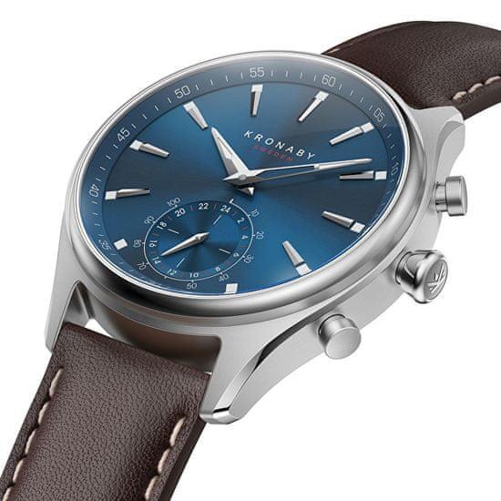 Kronaby Vodotesné Connected watch Sekel S3120/1