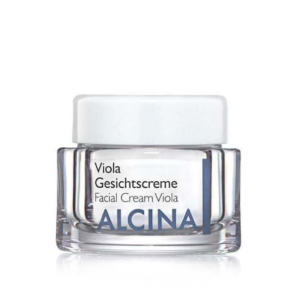 Alcina Vyživující a zklidňující krém pro vysušenou pleť Viola (Facial Cream Viola) (Objem 1
