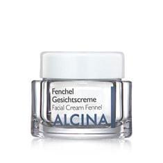 Alcina Intenzivně pečující krém pro velmi suchou pleť Fenchel (Facial Cream Fennel)
