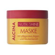 Alcina Maska na poškodené a suché vlasy Nutri Shine ( Hair Mask) 200 ml b5719d8afb2