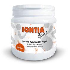 Iontia Sport s příchutí pomeranče 76 porcí