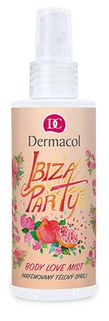 Dermacol Ibiza Party testpermet (Body Love Mist) 150 ml