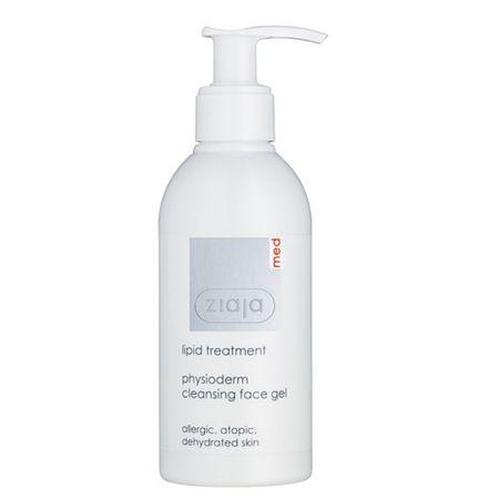 Ziaja Fizyczny żel oczyszczający do skóry atopowej i alergicznej Lipid Care 200 ml