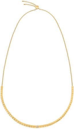 Calvin Klein Stylový pozlacený náhrdelník Tune KJ9MJN140100