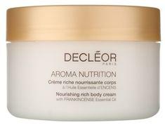 Decléor Bohatý výživný krém na tělo Aroma Nutrition (Nourishing Rich Body Cream) 200 ml