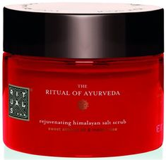 Rituals Tělový peeling Ayurveda s obsahem mořské soli (Purifying Himalayan Salt Scrub) 450 g