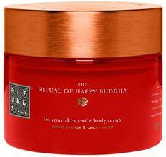 Rituals Tělový peeling Happy Buddha s obsahem cukru (Sugar Body Scrub) 375 g