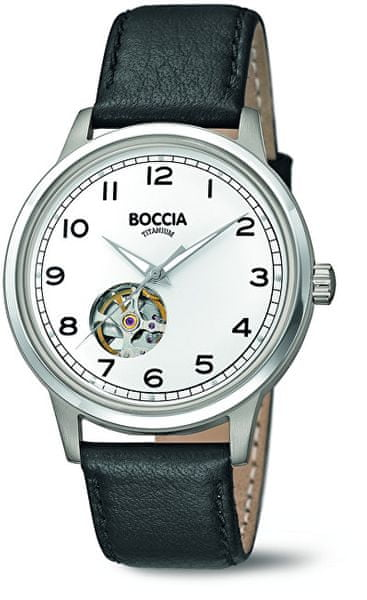 Hodinky boccia titanium 3230 01 levně  b5f1aa0085